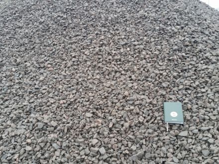 Гранитный щебень 25-60 мм