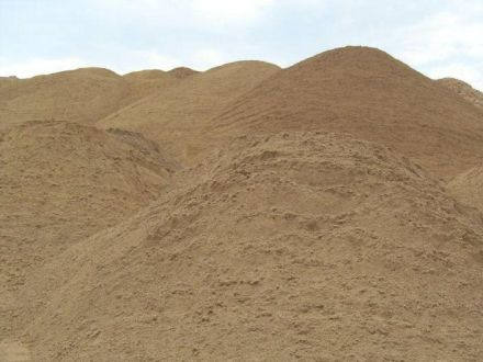 Вторичный песок